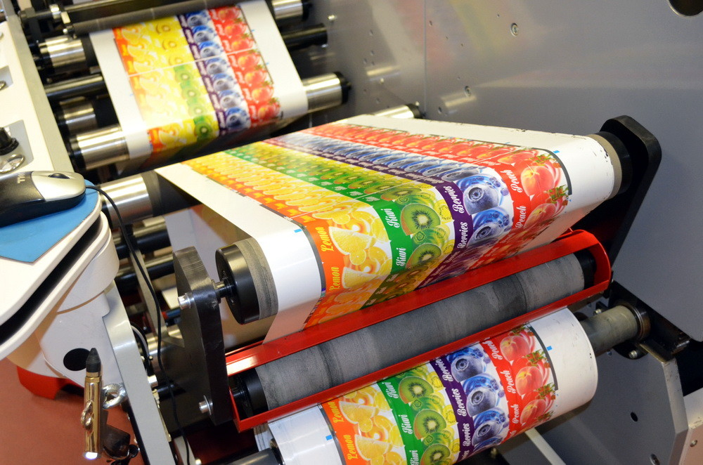 Печать этикеток в Симферополе